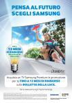 Depliant Samsung Bolletta Enel - GTconsulting